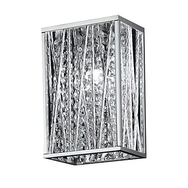 Z-Lite Terra (872CH-1S) 1 Light Wall Sconce, 4