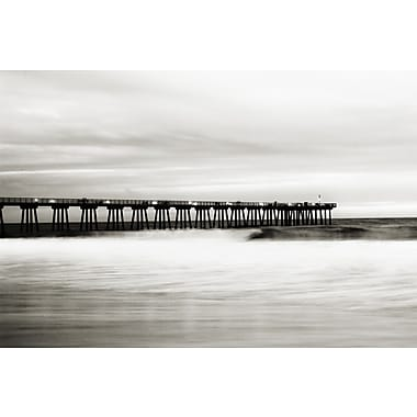 Hermosa Pier by Settle, Canvas, 24