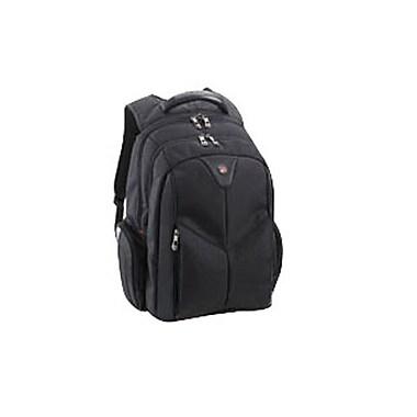 Targus® – Sac à dos Corporate pour portatif de 16 po, noir
