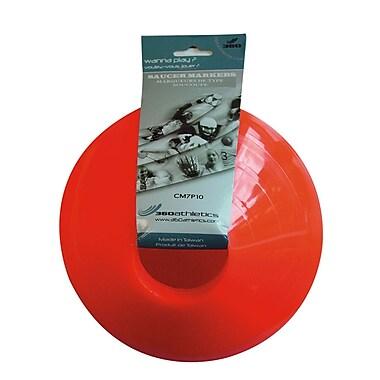 360 Athletics Plastic Saucer Cone Prepack 7