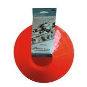 """360 Athletics Plastic Saucer Cone Prepack 7"""""""