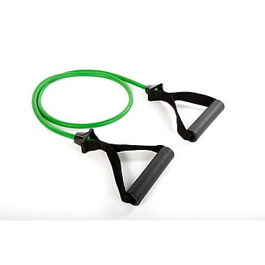 360 Athletics Rubber Elite Resistance Tubing, Green