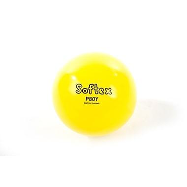 Softex soft vinyl Ball Yellow 8