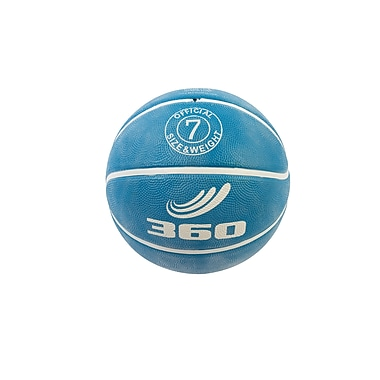 360 Athletics Rubber Playground Series Rubber Basketballs Size 7