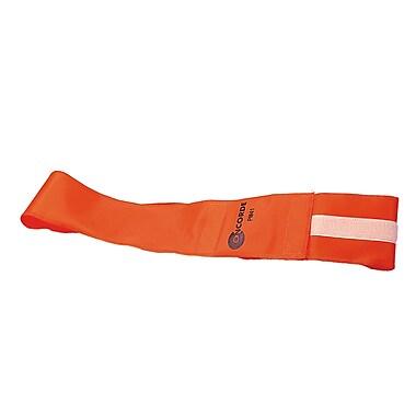 360 Athletics Velcro Closure Velcro ID Belt, Orange