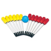 360 Athletics Polyurethane Indoor Broomball Set