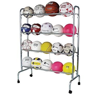 360 Athletics Tubular Steel Ball Cart 52