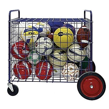 360 Athletics Deluxe Outdoor Ball Cart 7