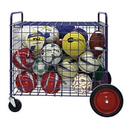 360 Athletics Deluxe Outdoor Ball Cart 7""