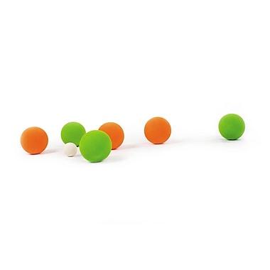 360 Athletics Rubber Bocce Ball Set 6