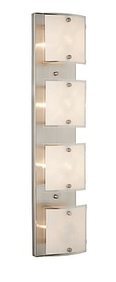 Artcraft Lighting Brentwood 4 Light Wall Sconce WYF078275897714
