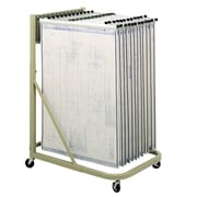 Safco Products Mobile Stand Filling Cart