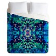 DENY Designs Amy Sia Water Dream Microfiber Duvet Cover; King
