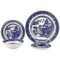 Johnson Brothers Willow Blue 5 Piece Place Setting