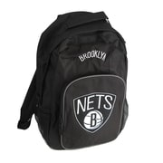 Concept One NBA Backpack; Brooklyn Nets - Black