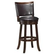 Wildon Home   29'' Swivel Bar Stool with Cushion