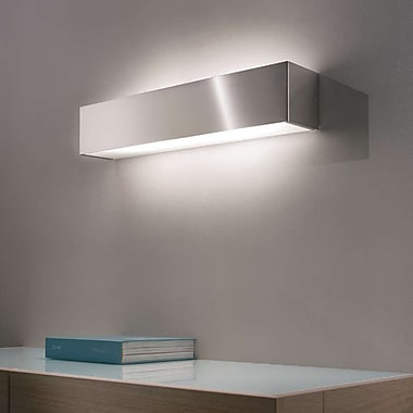 Morosini Sunrise 2 Light Wall Light; Black