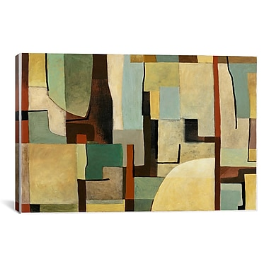 iCanvas I93 by Pablo Esteban Painting Print on Canvas; 12'' H x 18'' W x 1.5'' D
