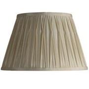 Laura Ashley Home 16'' Charlotte Silk Empire Lamp Shade; Cream