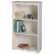 Little Colorado Traditional Child's 40'' Bookcase; Soft Pink MDF