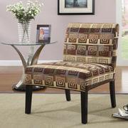 Wildon Home   San Augustine Fabric Slipper Chair