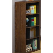 Wildon Home   Castle Pines 47.38'' Bookcase; Brown
