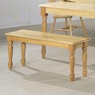 Wildon Home   Montrose Wooden Kitchen Bench