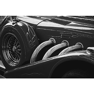 iCanvas Vintage Car Photographic Print on Canvas; 18'' H x 26'' W x 0.75'' D