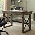 Altra Wildwood Writing Desk with Metal Frame