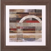 Art Effects Industrial I by Tom Reeves Framed Painting Print