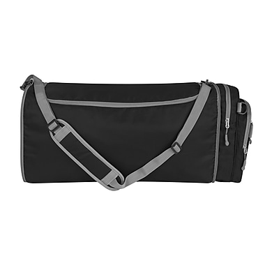 Travelon Convertible Crossbody 11'' Travel Duffel; Black