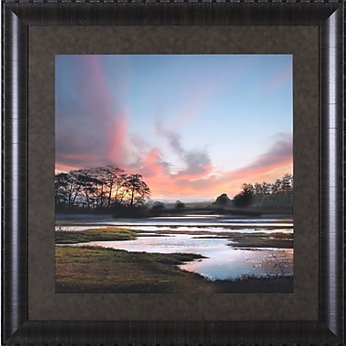 Art Effects Beyond The Sun by William Vanscoy Framed Photographic Print