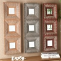 Wildon Home   Mirror Set (Set of 3)