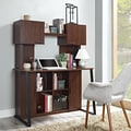 Altra Writing Desk with Hutch