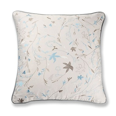 North Home Willow Cotton Throw Pillow