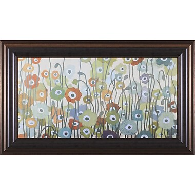 Art Effects Spectrum by Sally Bennett Baxley Framed Painting Print