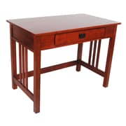 Alaterre Craftsman Writing Desk; Cherry