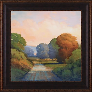 Art Effects Daylight Again by John McCormick Framed Painting Print