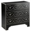 Stein World Wood Trends Richly Detailed 3 Drawer Accent Chest