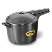 Futura Hard Anodized Pressure Cooker; 9.5 Quart