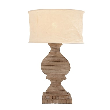 Woodland Imports The Soothing 33'' Table Lamp