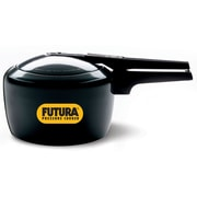 Futura Hard Anodized Pressure Cooker; 3.17 Quart