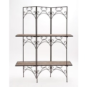 Woodland Imports The Cool 70'' Etagere