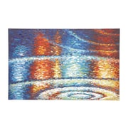 Woodland Imports The Beautiful Painting Print on Canvas in Blue/Orange