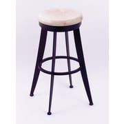 Holland Bar Stool Cambridge 30'' Swivel Bar Stool; Black Vinyl