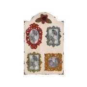 Woodland Imports Eye Catching Wood Wall Picture Frame
