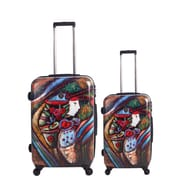 Neo Cover 2 Piece Luggage Set