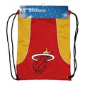 Concept One NBA Axis Sack Pack; Miami Heat - Black