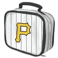 Concept One MLB Lunch Box; Pittsburgh Pirates - White