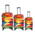 Neo Cover 3 Piece Luggage Set